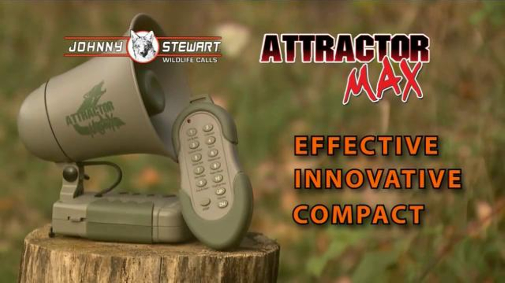 johnny stewart attractor max manual
