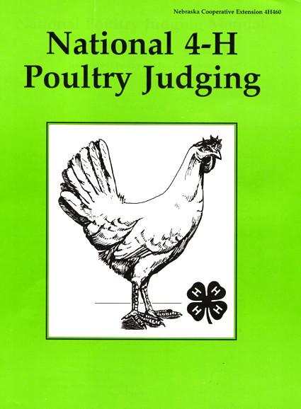 4-h ontario judging manual