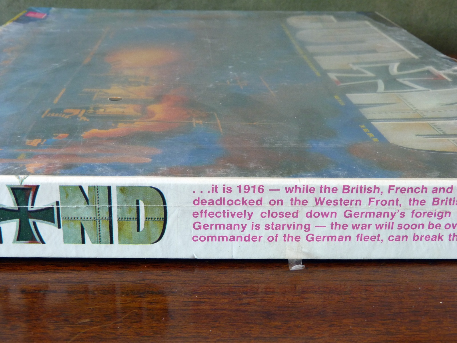 jutland battle manual avalon hill