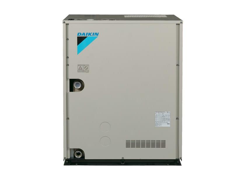daikin air to water heat pump manual