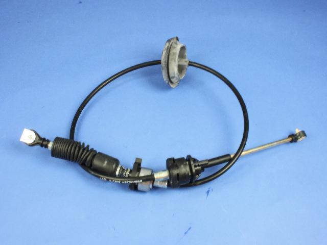 dodge caliber manual shift cable