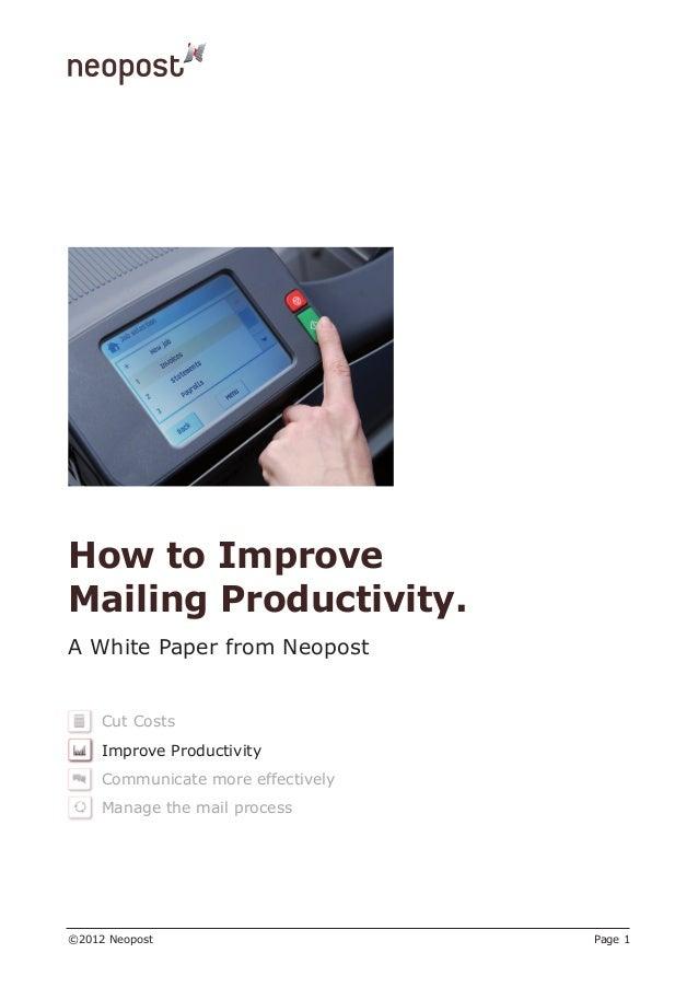 how to procedural manuals improve efficiency
