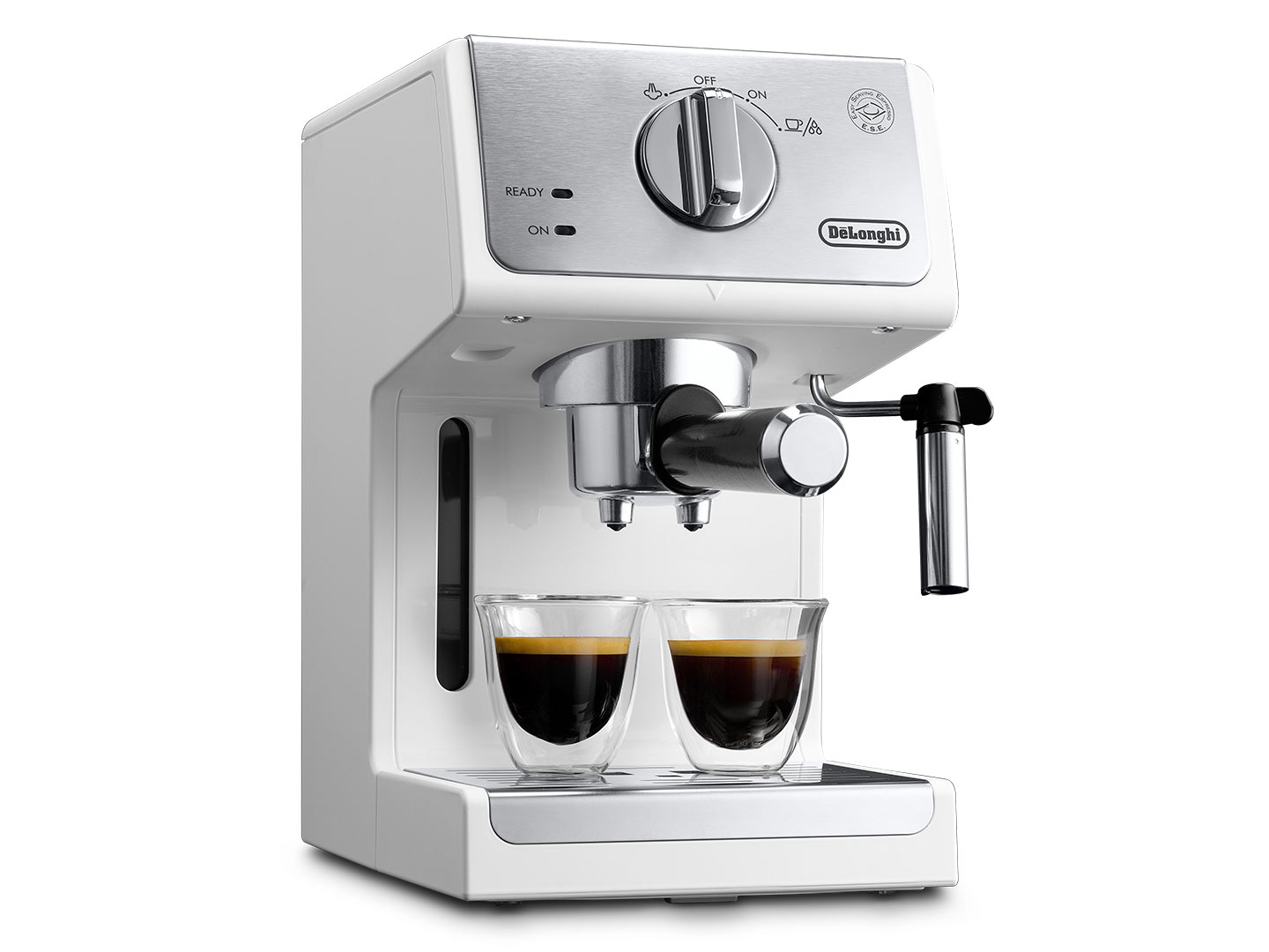 manual espresso machine ecp 3220 instruction