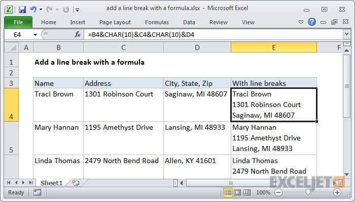 how to add manual page breaks in excel
