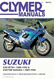 2000 suzuki katana 600 service manual
