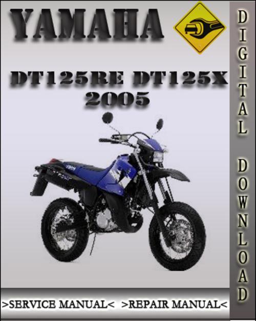 2005 rm 125 service manual