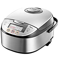 midea 4l 8cup rice cooker mb-fs4017s manual