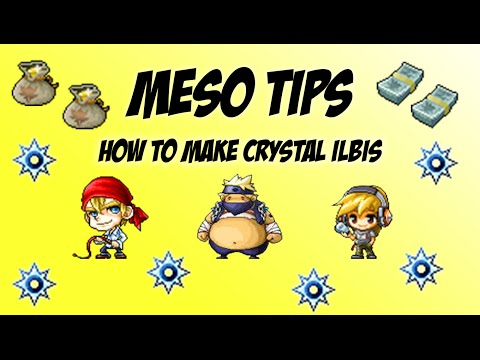 maplestory crystal ilbi forging manual