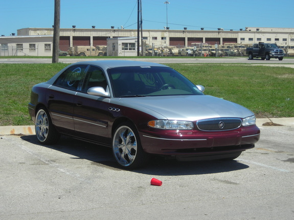 2002 buick century limited owners manual