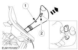 gear shift knob manual for 1999 ford f150