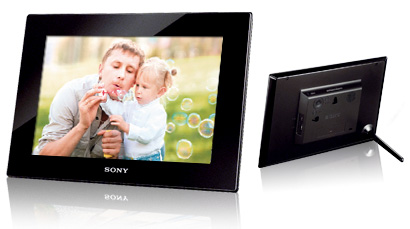 sony s frame dpf a710 manual