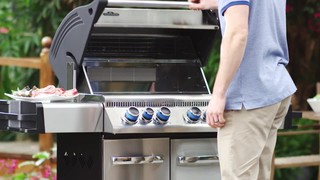 coleman small spaces bbq manual