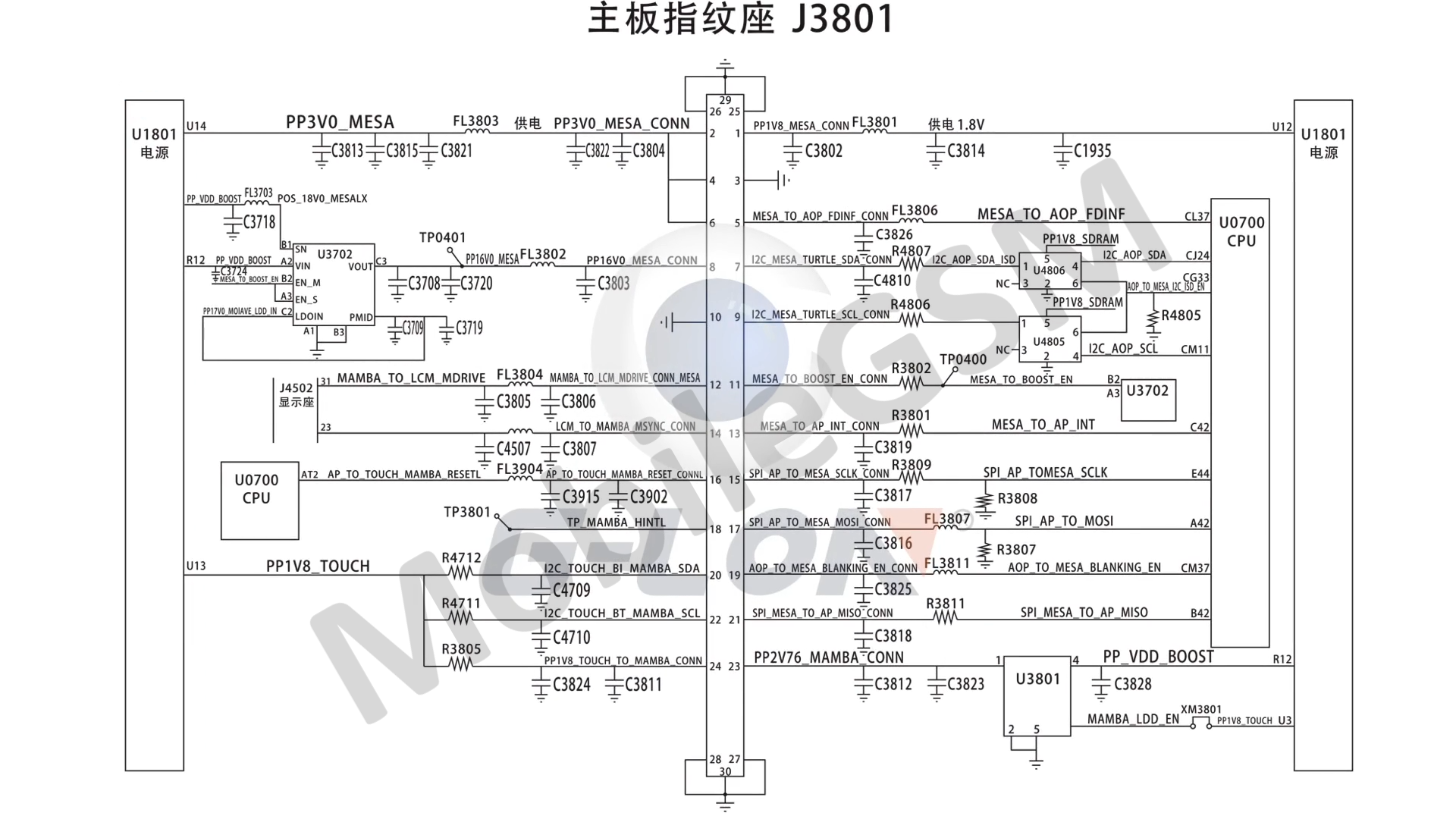 iphone 4 service manual schematic