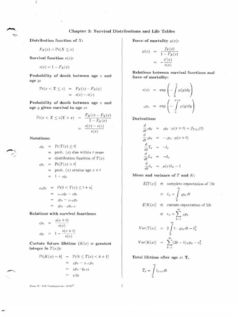 exam mfe study manual pdf
