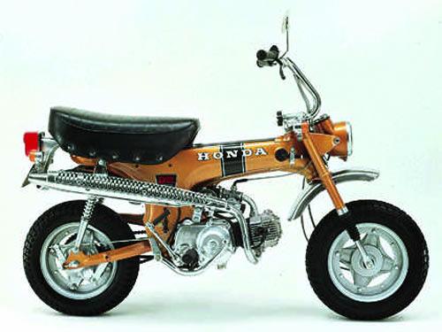 1970 honda ct90 shop manual
