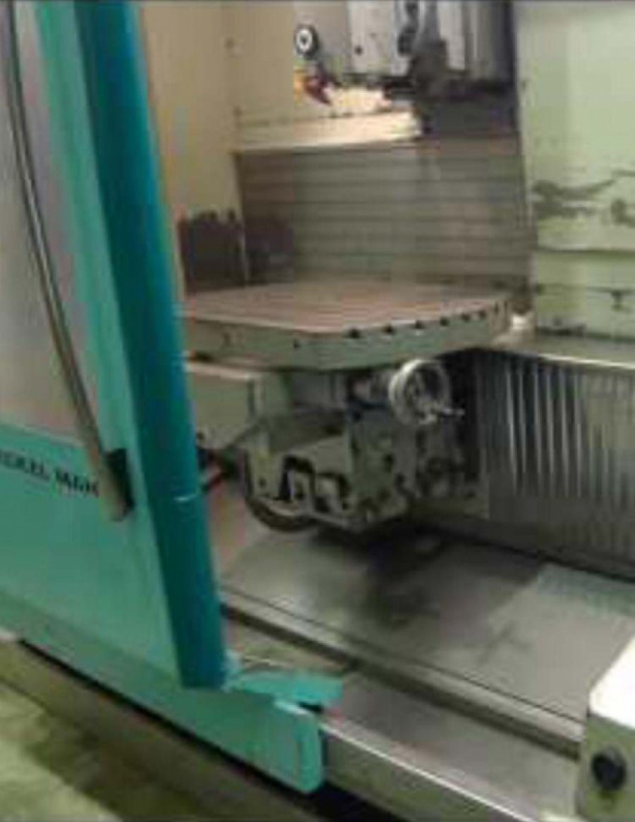 deckel maho manual milling machine