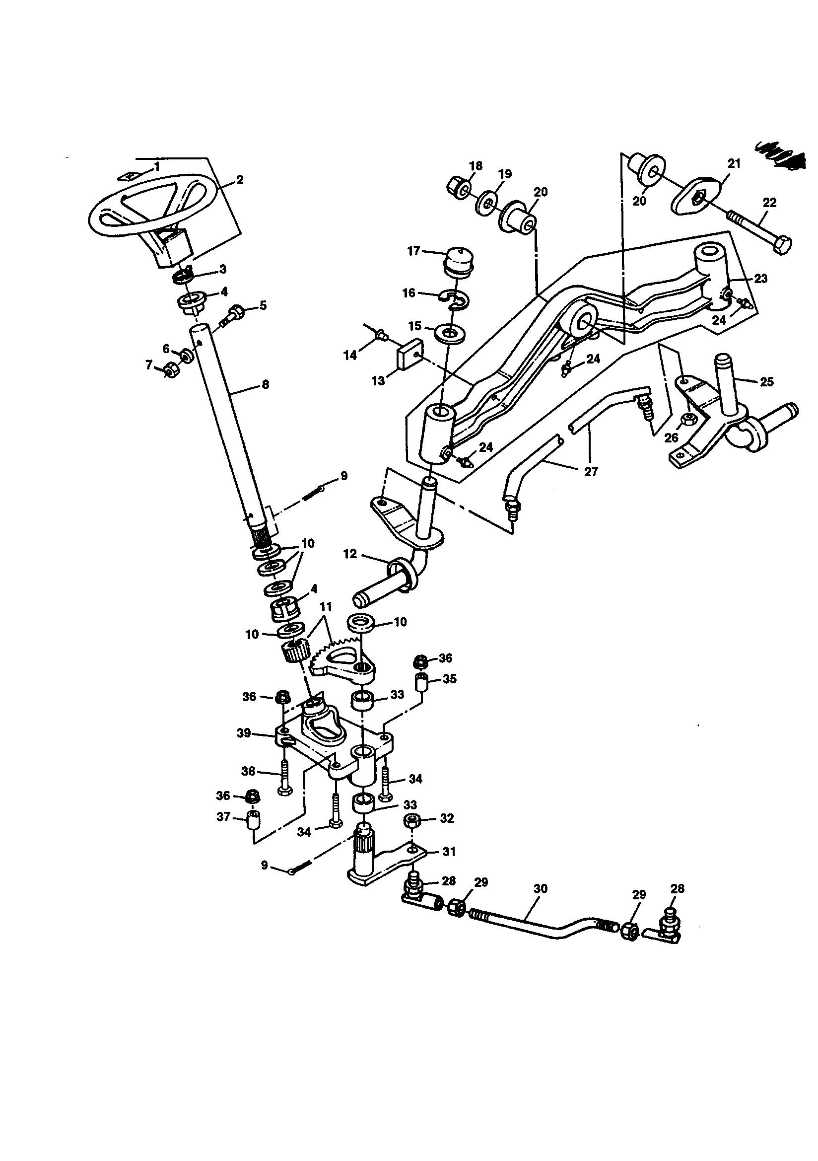parts manual for john deere lt155