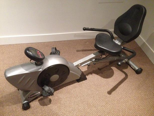 free spirit exercise bike 30141 manual