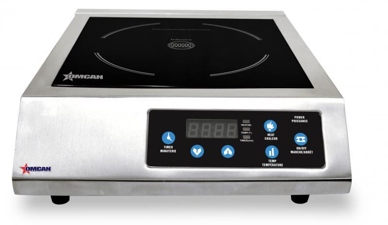 omcan induction cooker model ce-cn-3500 manual
