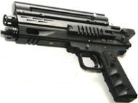 duel black piece pepper gun manual