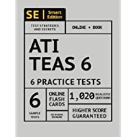 ati teas study manual amazon