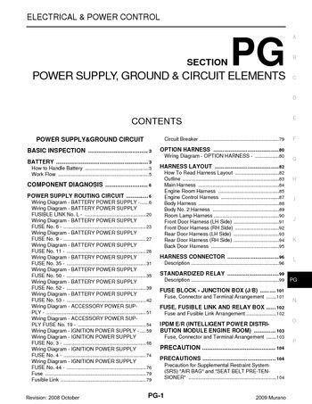 nissan murano 2009 manual pdf