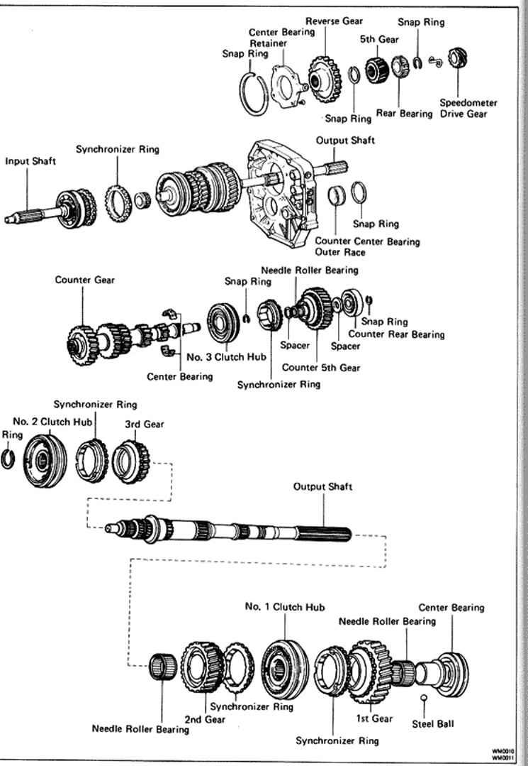 1997 toyota supra repair manual