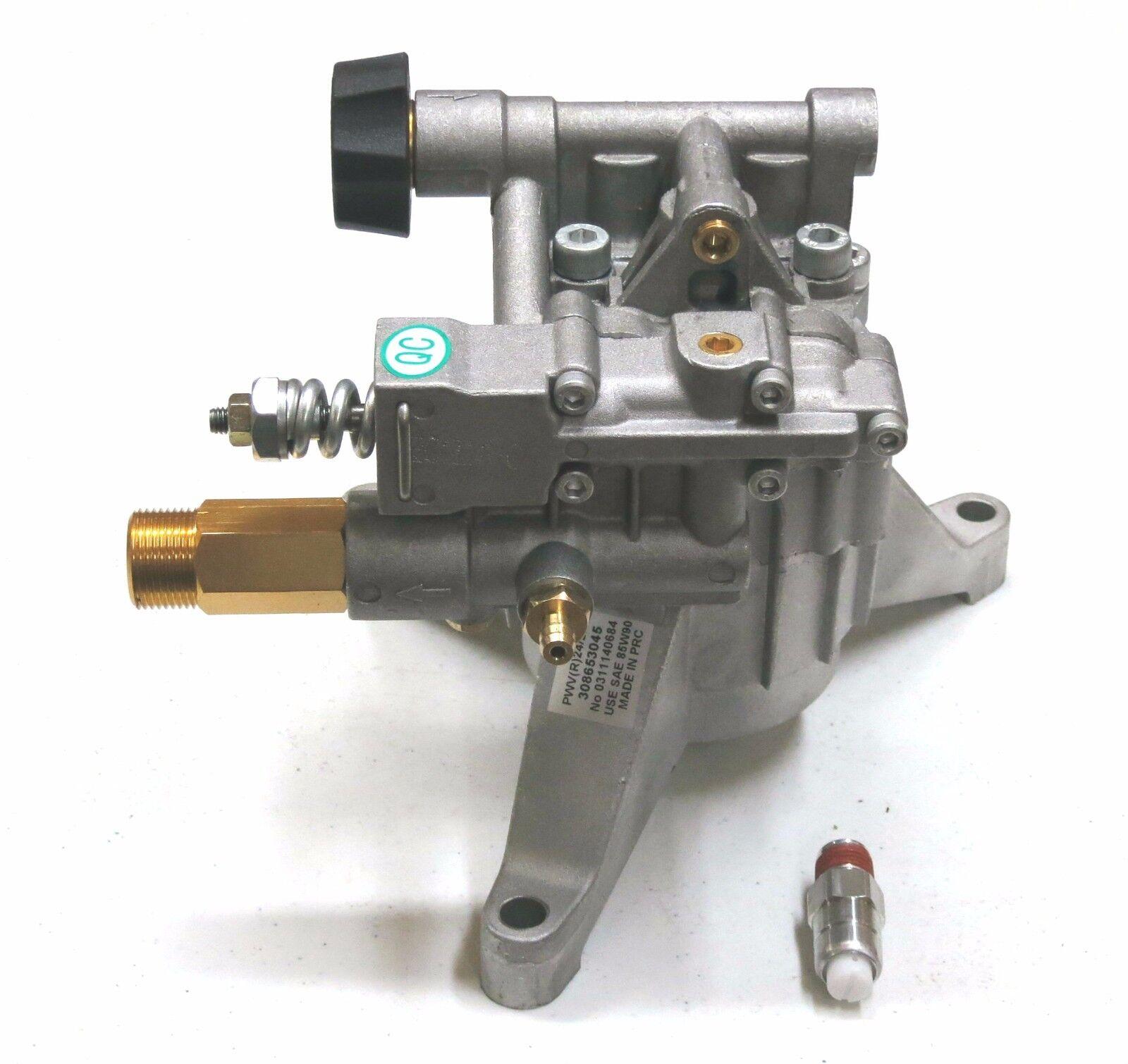 troy bilt pressure washer repair manual
