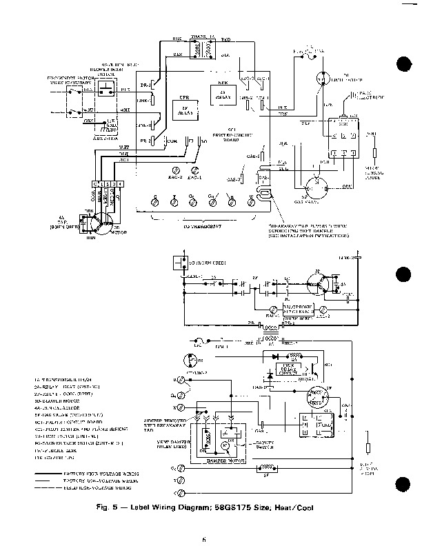 service manual for e3eb-015h furnace