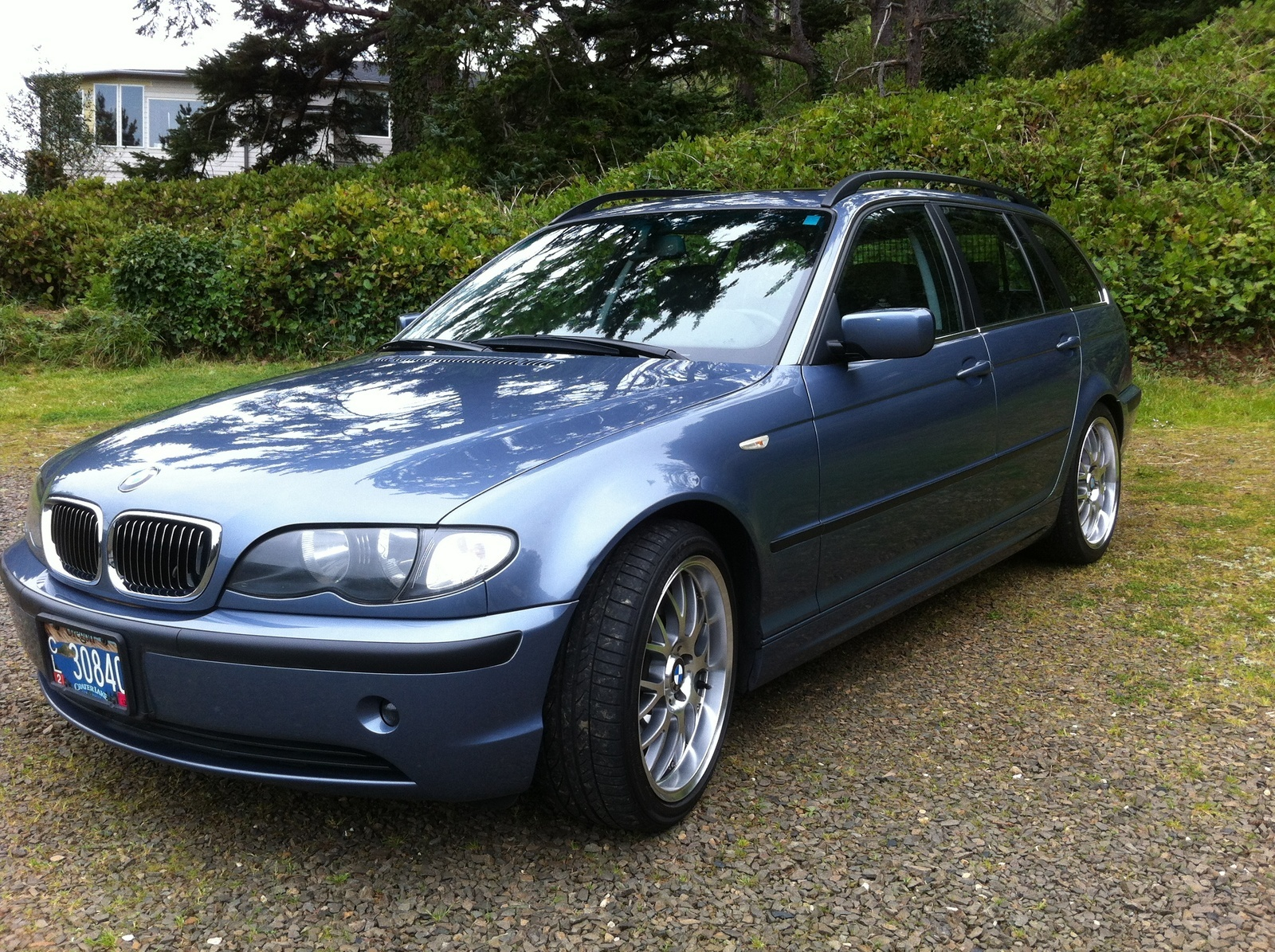2003 bmw 325i wagon owners manual