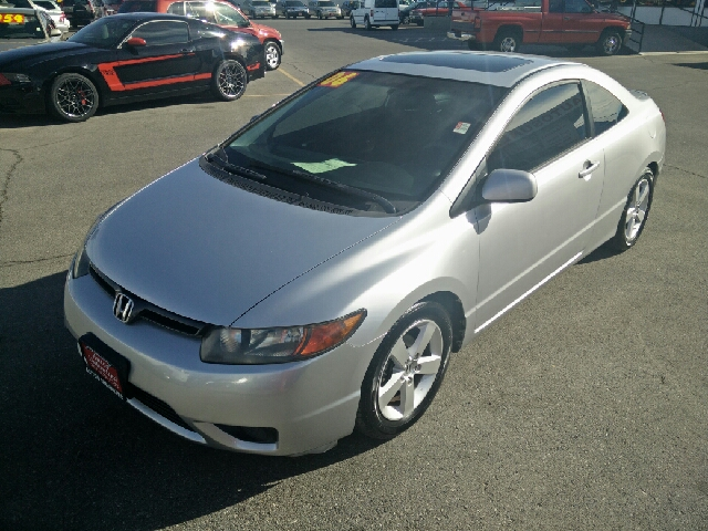2006 honda civic ex manual coupe
