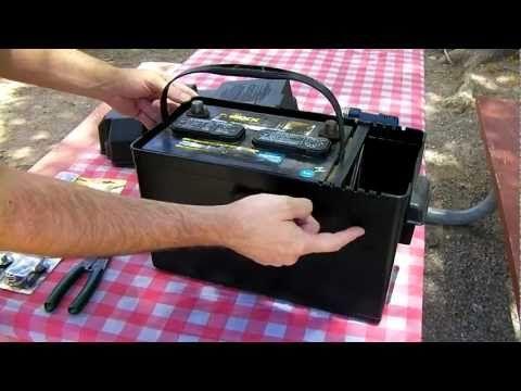 how to built generator emergency manual