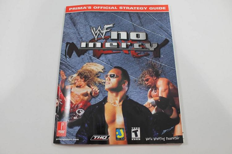 wwf no mercy n64 instruction manual