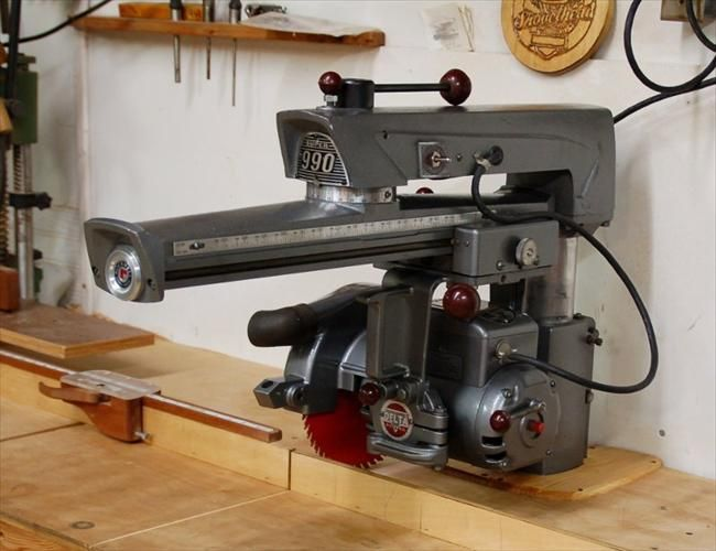 rockwell super 900 radial arm saw manual