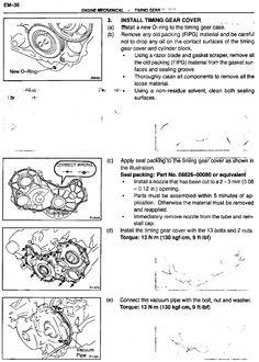 toyota 5l diesel engine manual pdf