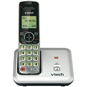 vtech 3 handset cordless answering system cs67193 manual