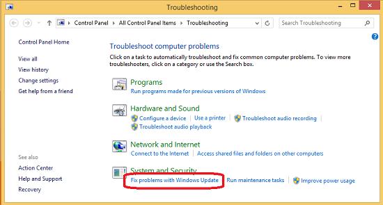 windows 7 manual update tool