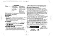 black and decker 4500 series bbq manual