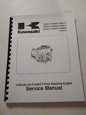 polisseuse kawasaki fh541v 17 hp manual