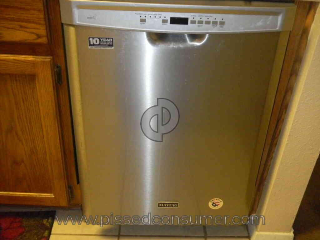 maytag jetclean dishwasher service manual