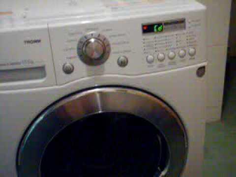 lg inverter 7.5 washing machine manual