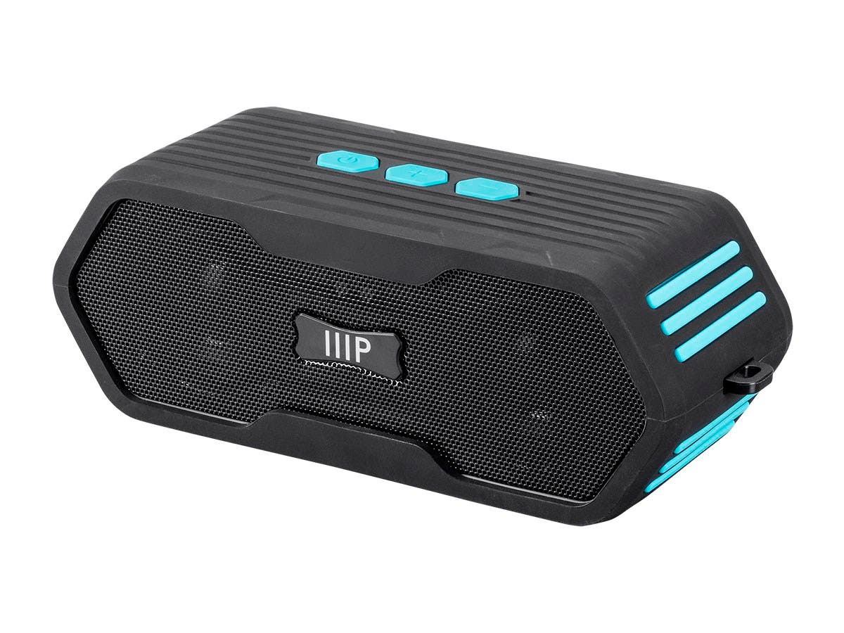 bassboomz portable bluetooth speaker manual
