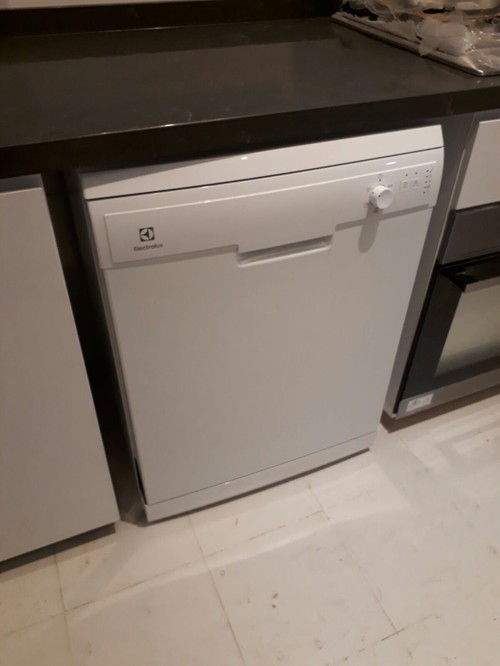 electrolux reallife xxl dishwasher manual
