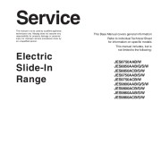 jenn-air s176 service manual