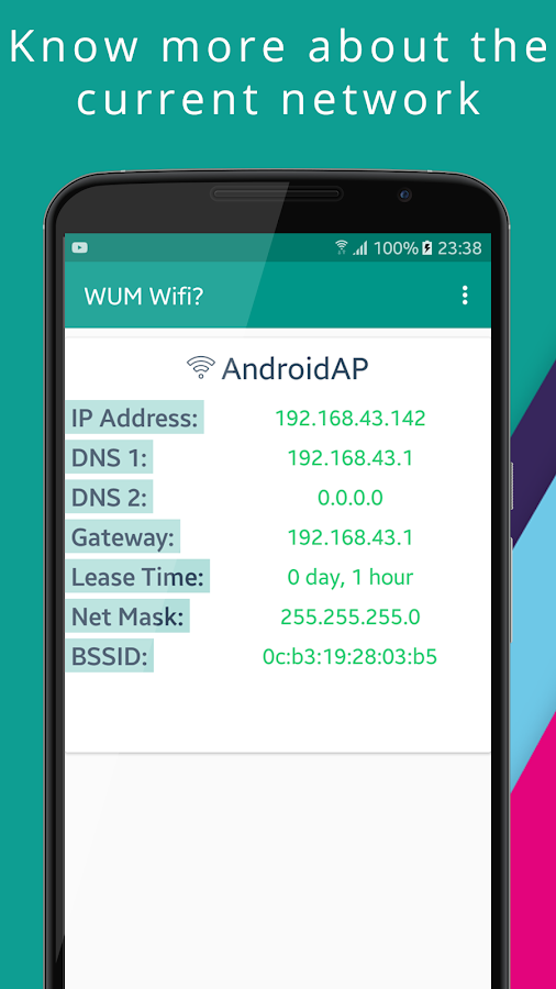 android manually add wifi network
