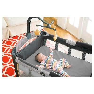 graco pack n play playard portable napper & changer manual