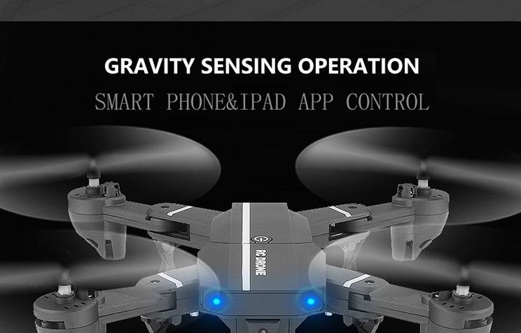 gravity sky vampire drone manual