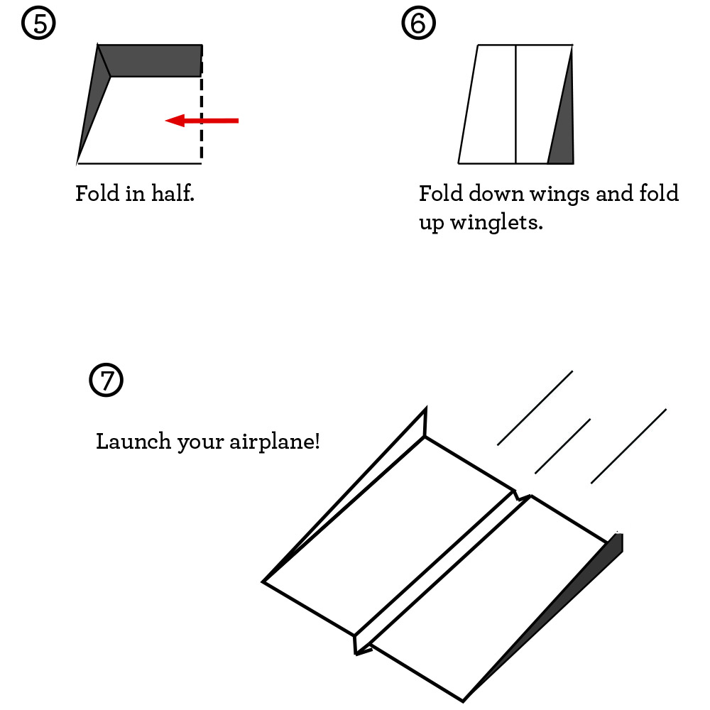 how to manual on building paper airplanes