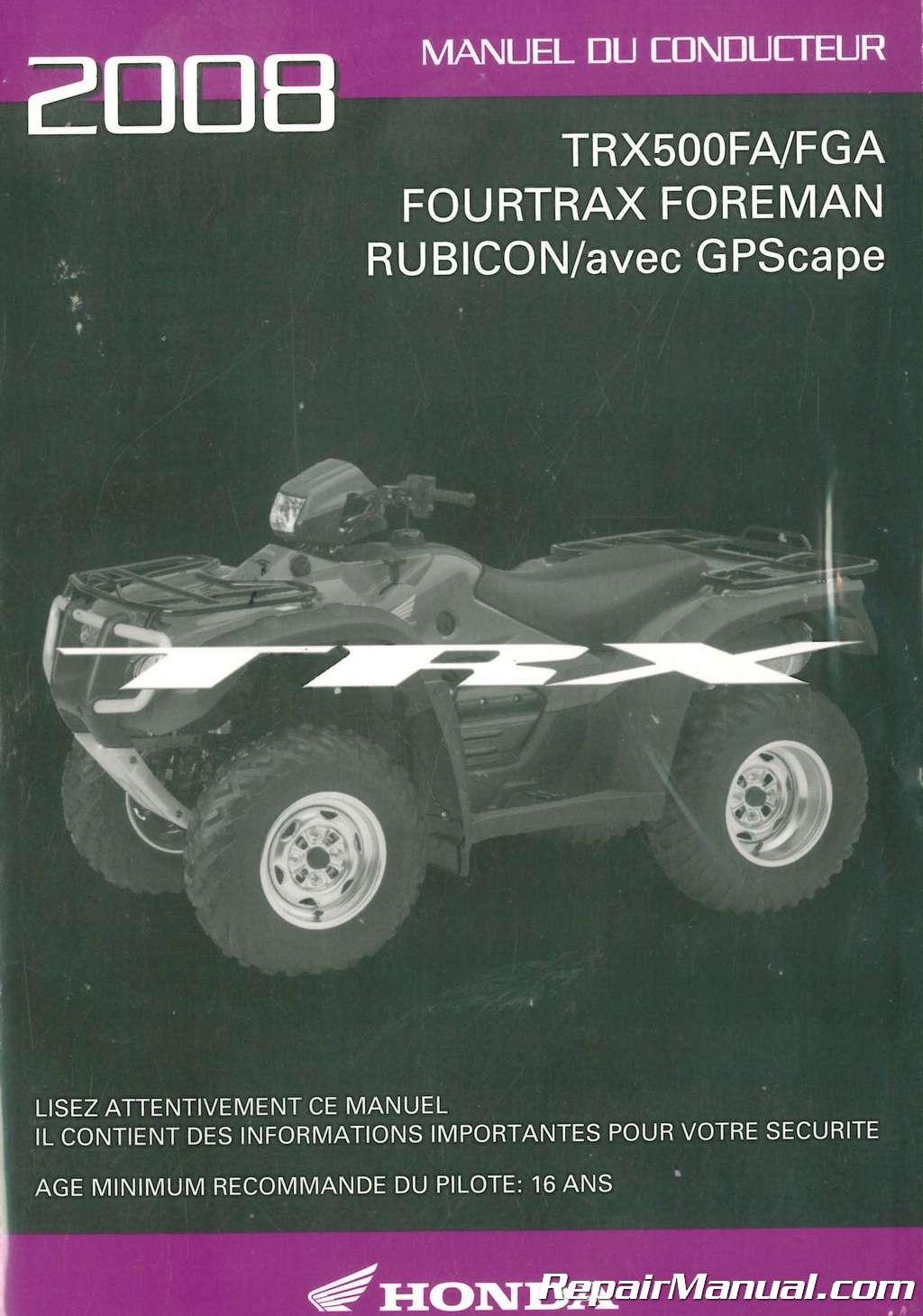 2008 honda civic repair service manual