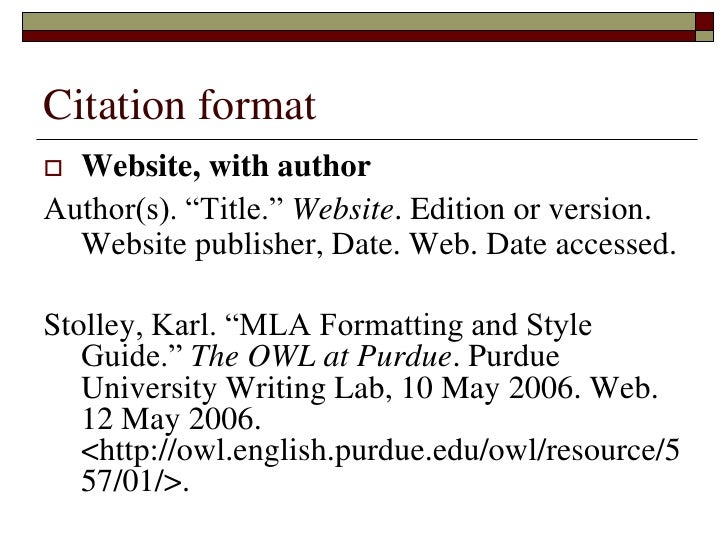 chicago manual style author date site http owl.english.purdue.edu